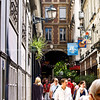"Lane of bars, Paris, International City. SEE ALSO:   <a href=""http://www.blurb.com/b/893039-paris-international-city"">http://www.blurb.com/b/893039-paris-international-city</a>"