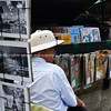 "Street vendor of magazines,photographs,music. Paris, International City. SEE ALSO:   <a href=""http://www.blurb.com/b/893039-paris-international-city"">http://www.blurb.com/b/893039-paris-international-city</a>"