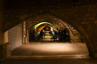 Les Arcades de la Place du Marché