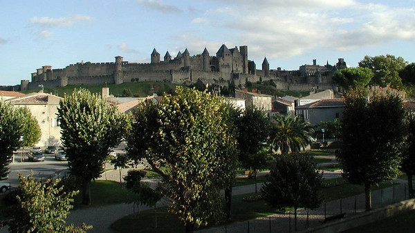 2009 France Part 2 - Languedoc, Carcasonne, Andorra, Catalunya