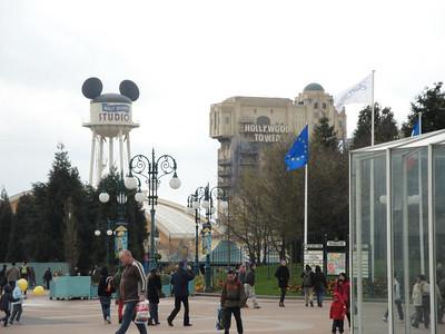2010: Parc Disneyland