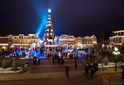2010.12 New Year in Disneyland Paris