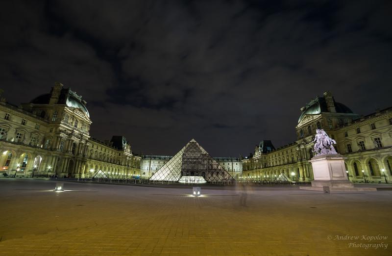 Midnight(ish) in Paris