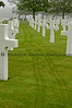 American Cemetary,Wheelchair to Remembrance, 61st Anniversary, Normandy