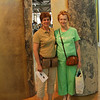 Christine and Barbara<br /> Pompidou Center  Museum of modern art