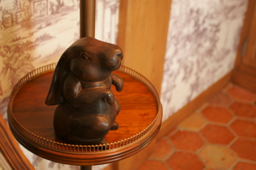 Lapin and Lamp 2