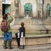 Arles fountain