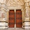 Entrance Arch - St Trophime