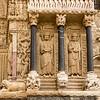 Romanesque detail - Église St-Trophime