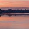 Dawn 6:30 am   La Loire           Montsoreau   France