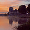 Dawn 6.30 am Just a few steps from Hôtel La Marine de Loire Montsoreau