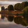 Dawn: Just a few steps from Hôtel La Marine de Loire Montsoreau