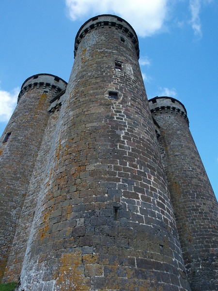 Castillo de Anjony (Tournemire)