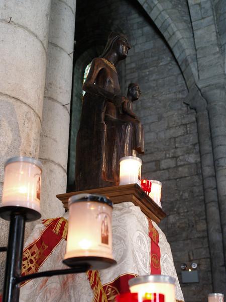 Virgen de Rocamadour (Aveyron)