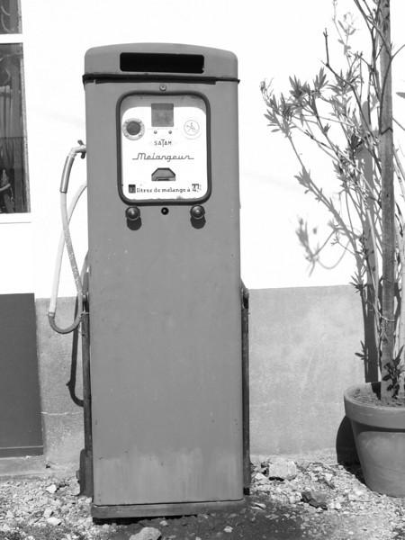 Gasolinera de Lunel