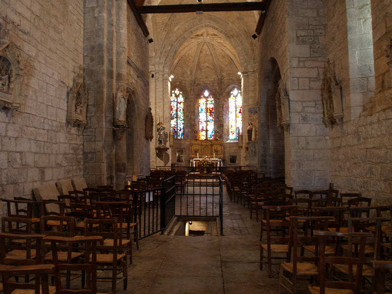 Iglesia de Thegra (Lot)