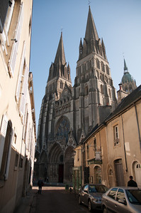 Bayeux Cathedral (Cathédrale Notre-Dame de Bayeux)
