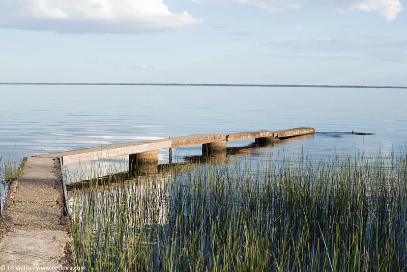 Hydrobase de Biscarrosse lac