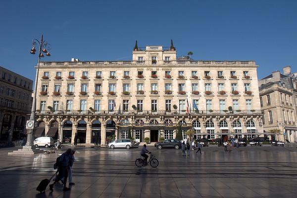 Bordeaux France 2014 - 15