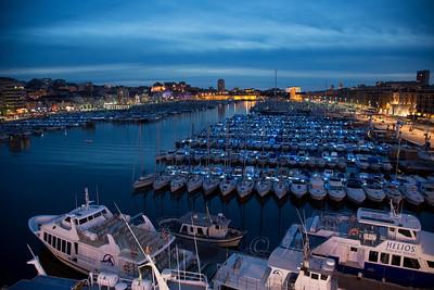 Vieux Port harbour, Marseille