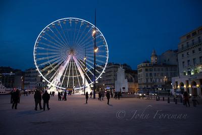 Vieux Port Wheel, Marseille