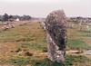 Ruinas preromanas de Karnak al sur de la Bretaña