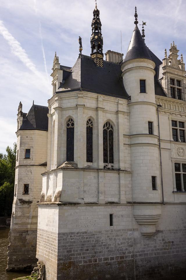 Chateau de Chenonceau, Loire Valley, France, Europe