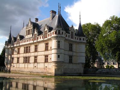 Chateaux des Loire, Tourain, Anjou