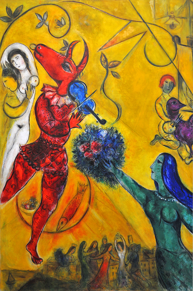 Chagall museum in Nice