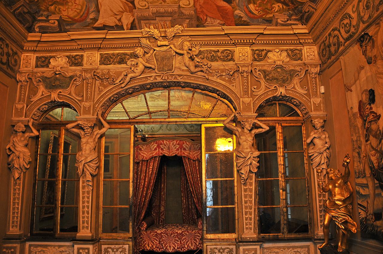 Palais Lascaris in Nice