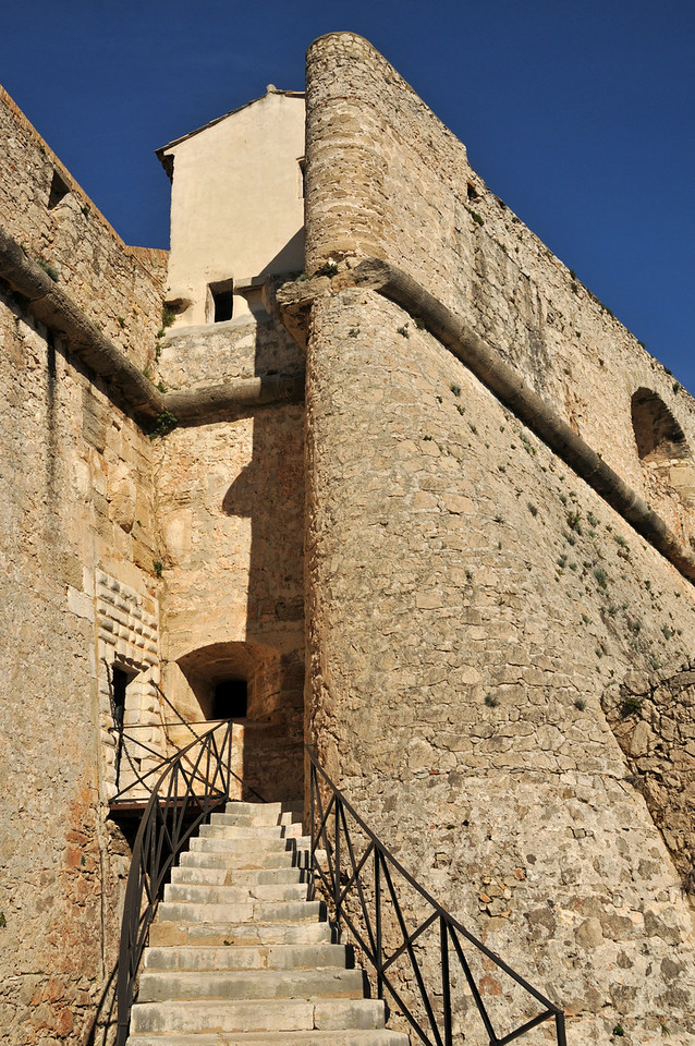 Fort in Antibes