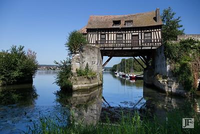 Le Vieux Moulin, Vernon