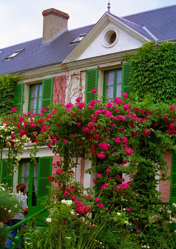 Monet's Home in Giverney#2