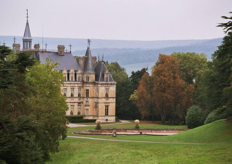 Chateau de Boursault Champagne