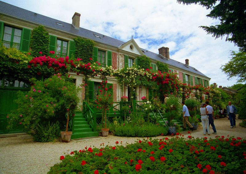 Monet's Home in Giverney
