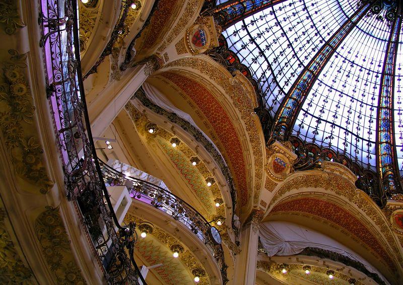 Printemps Department Store | Paris