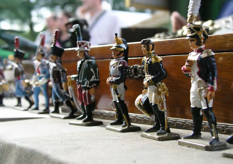 Toy Soldiers #2