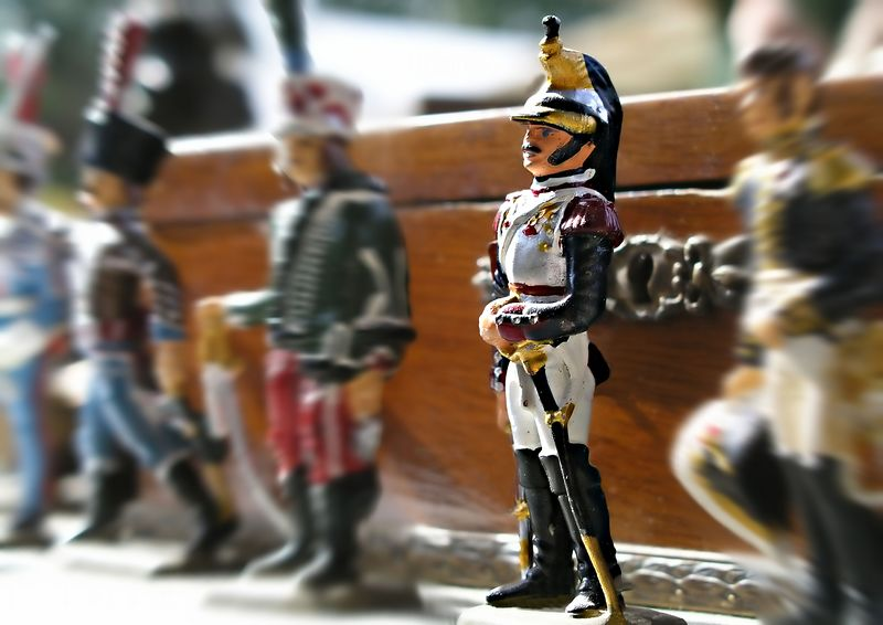 Toy Soldiers #3