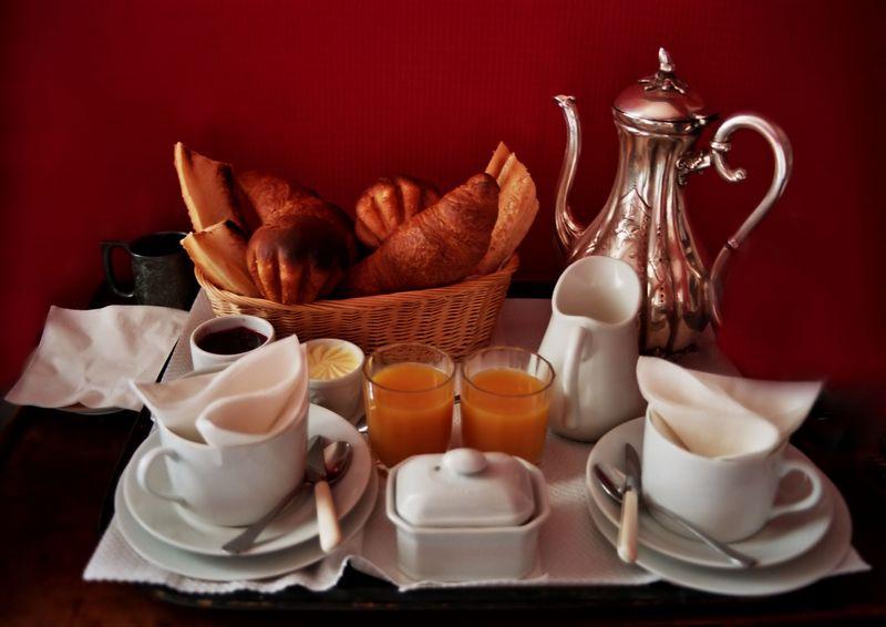 """Petit-Dejeuner Complet"""