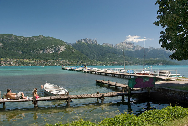Beautiful Lac d'Annecy