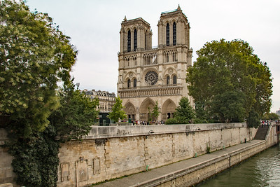 Cathedrale de Notre Dame - Paris
