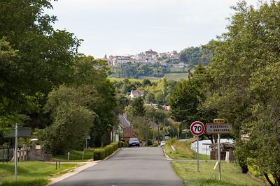 Road to Sancerre