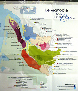 """I've only known """"Bordeaux"""" as an area unto itself. Non, non, ce n'est pas l'histoire complet."""