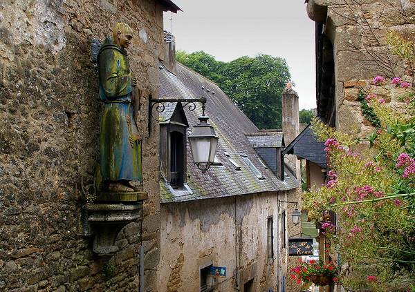 The streets of St-Goustan 5