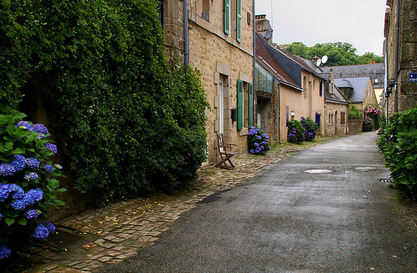The streets of St-Goustan 1