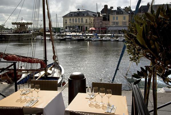 'Le Vieux Bassin' (the old basin), Honfleur
