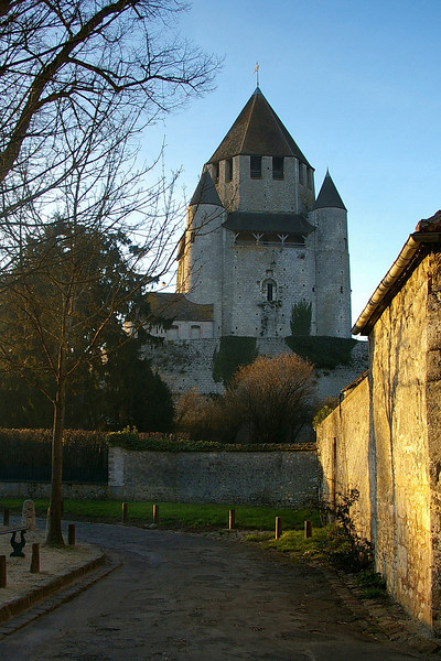 Provins - old dungeon