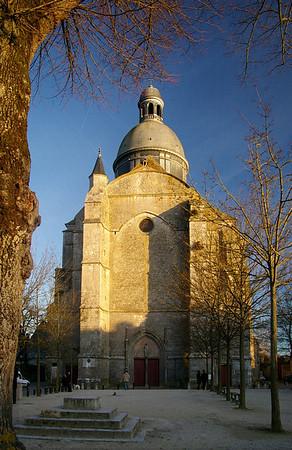Provins - St Quiriace Church