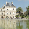 Jardin du Luxembourg<br /> Nine  Landscape images Taken with Canon G10 Original image 26356X3031