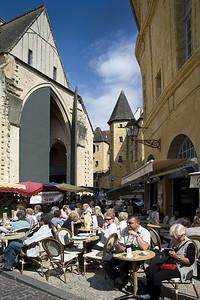 The market town of Sarlat